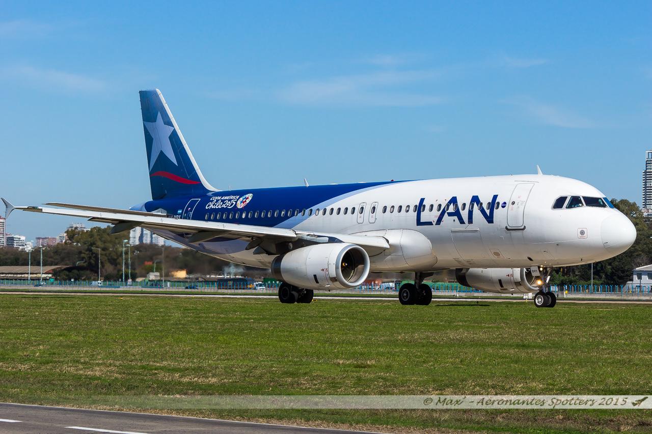 [24/08/2015] Aeropuerto Buenos Aires-Jorge Newbery (AEP/SABE) 15091604383720291013586366