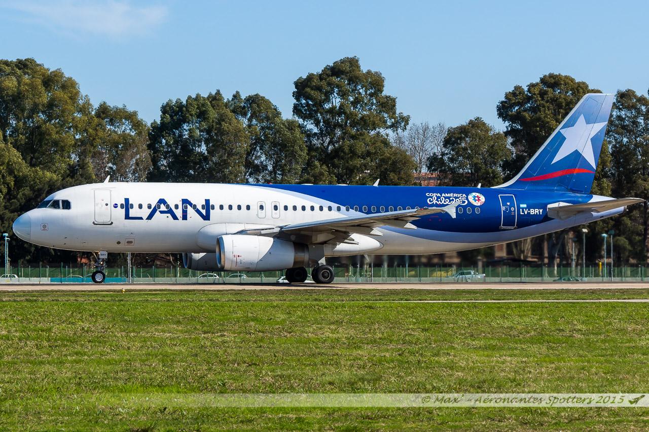 [24/08/2015] Aeropuerto Buenos Aires-Jorge Newbery (AEP/SABE) 15091604384320291013586367