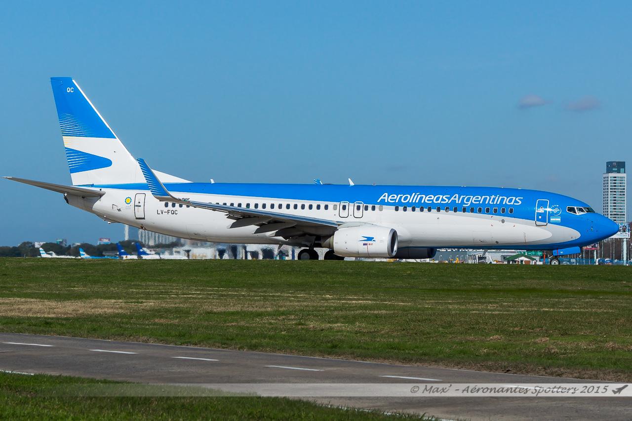 [24/08/2015] Aeropuerto Buenos Aires-Jorge Newbery (AEP/SABE) 15091604390020291013586370