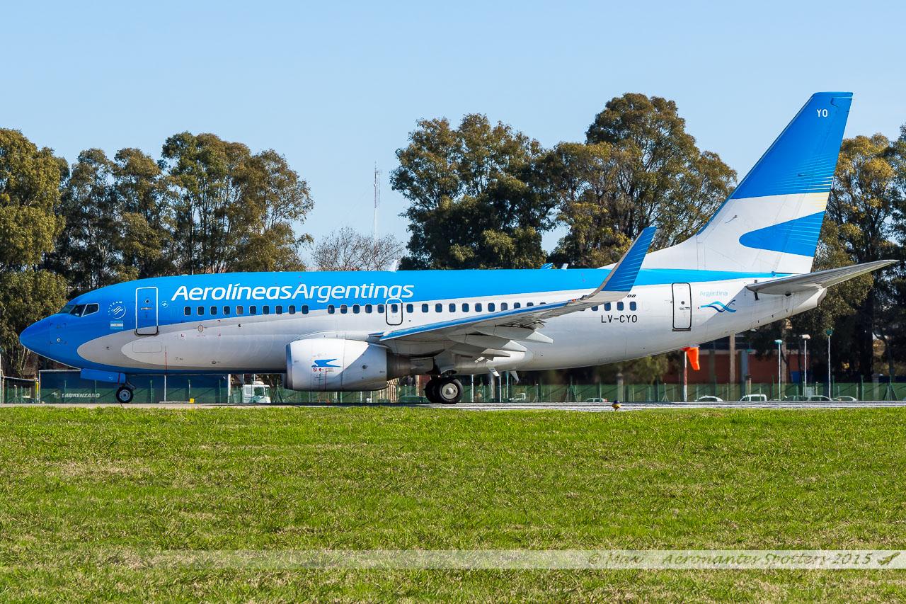 [24/08/2015] Aeropuerto Buenos Aires-Jorge Newbery (AEP/SABE) 15091604391920291013586373