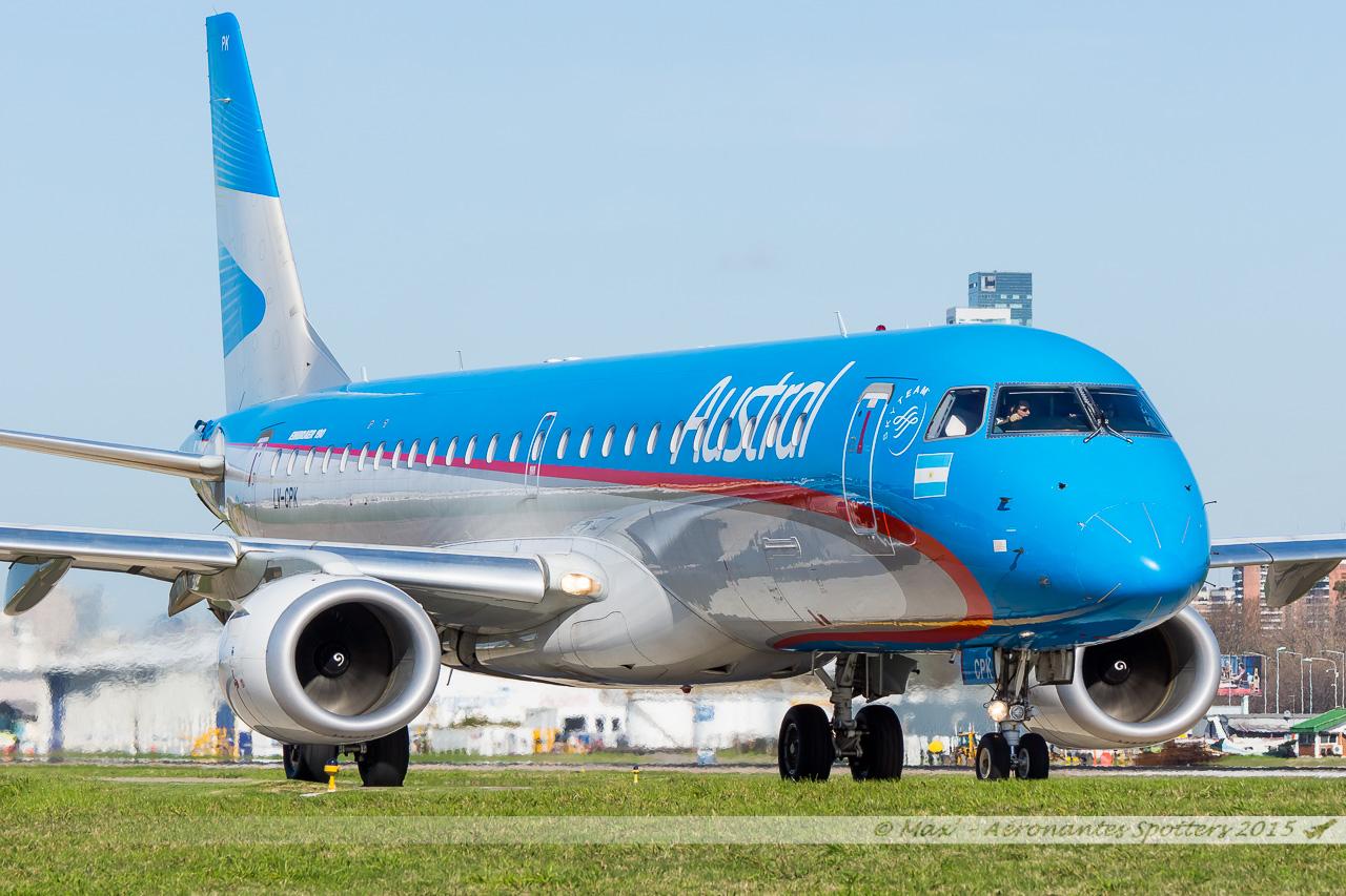 [24/08/2015] Aeropuerto Buenos Aires-Jorge Newbery (AEP/SABE) 15091604392420291013586376