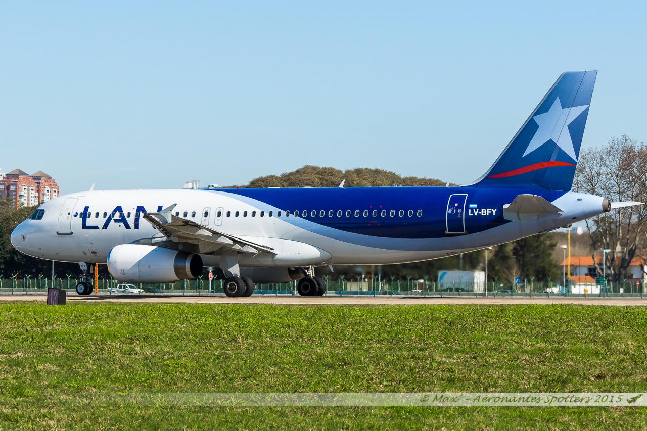 [24/08/2015] Aeropuerto Buenos Aires-Jorge Newbery (AEP/SABE) 15091604394720291013586380