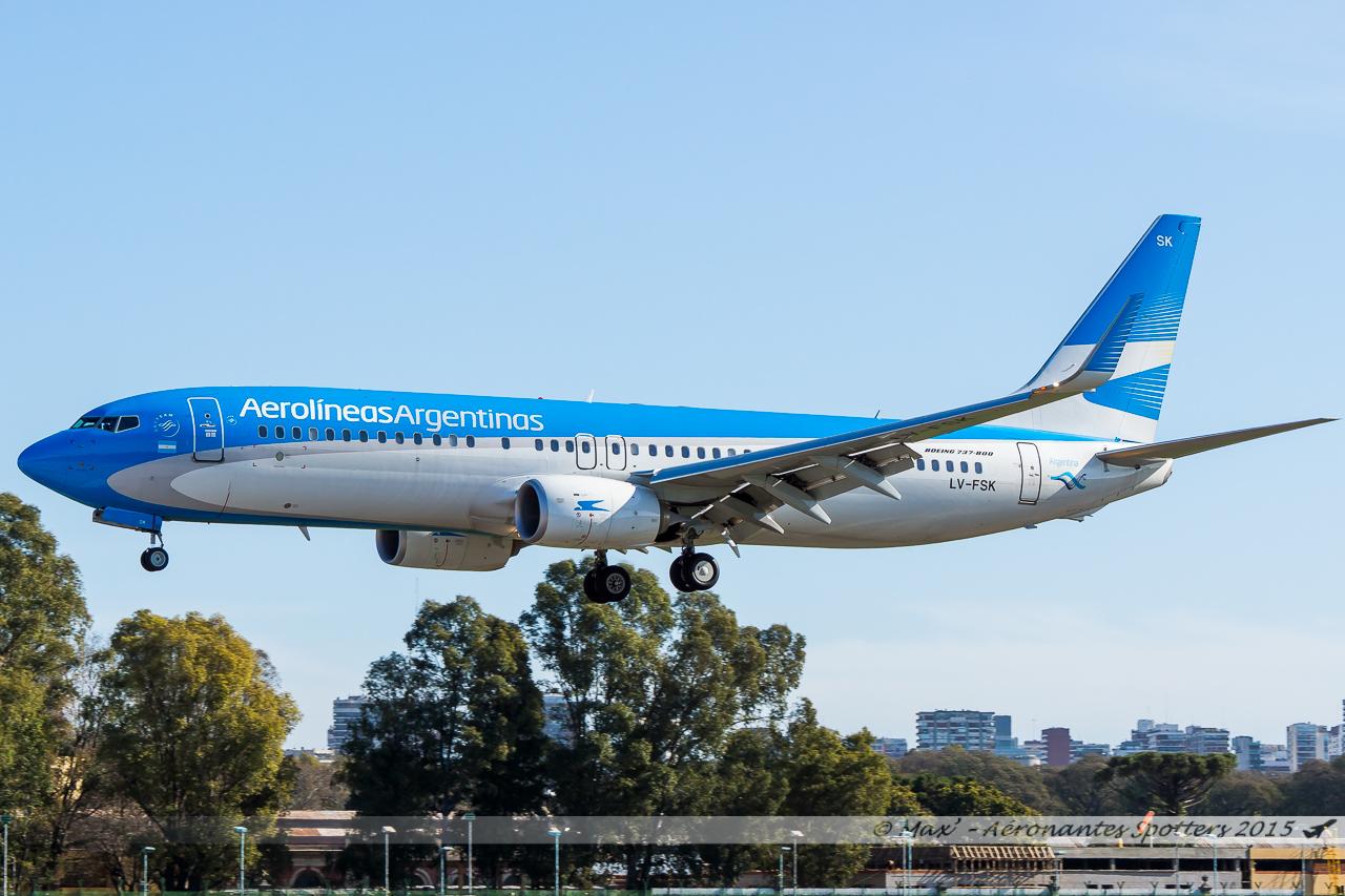 [24/08/2015] Aeropuerto Buenos Aires-Jorge Newbery (AEP/SABE) 15091604395320291013586381