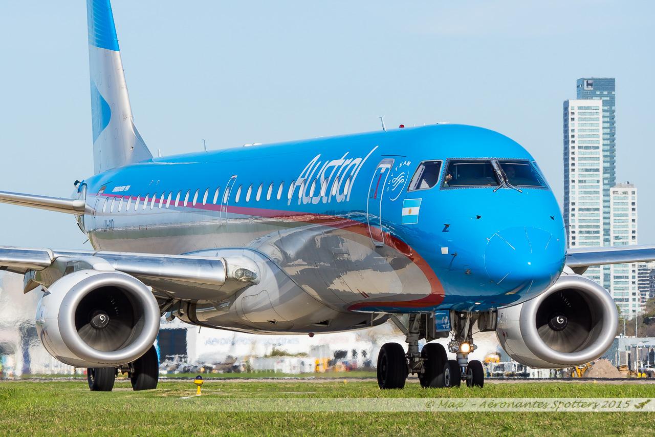 [24/08/2015] Aeropuerto Buenos Aires-Jorge Newbery (AEP/SABE) 15091604395820291013586382