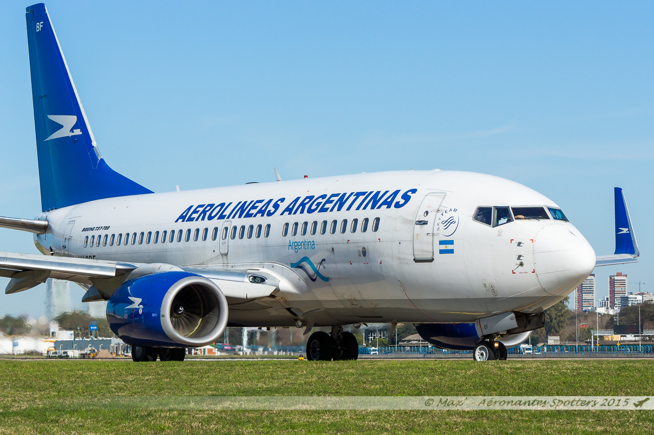 [24/08/2015] Aeropuerto Buenos Aires-Jorge Newbery (AEP/SABE) 15091604443620291013586387