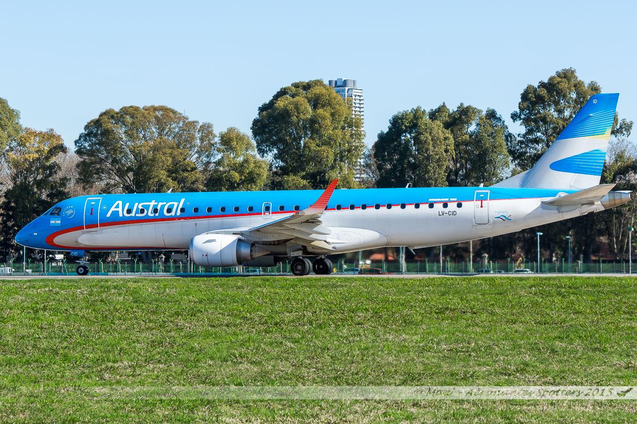 [24/08/2015] Aeropuerto Buenos Aires-Jorge Newbery (AEP/SABE) 15091604444120291013586388