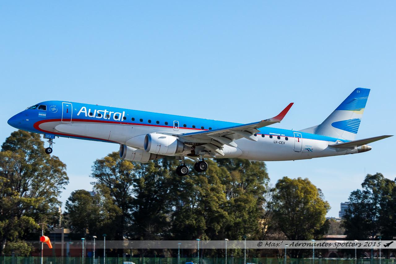 [24/08/2015] Aeropuerto Buenos Aires-Jorge Newbery (AEP/SABE) 15091604445320291013586390