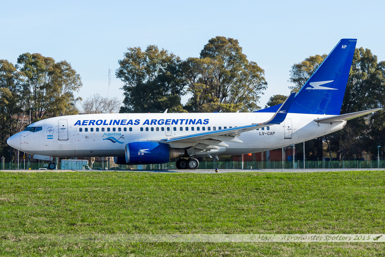 [24/08/2015] Aeropuerto Buenos Aires-Jorge Newbery (AEP/SABE) 15091604452120291013586395