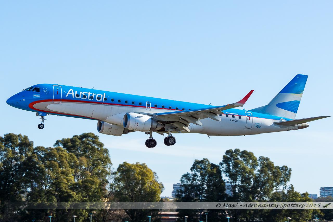 [24/08/2015] Aeropuerto Buenos Aires-Jorge Newbery (AEP/SABE) 15091604452720291013586396