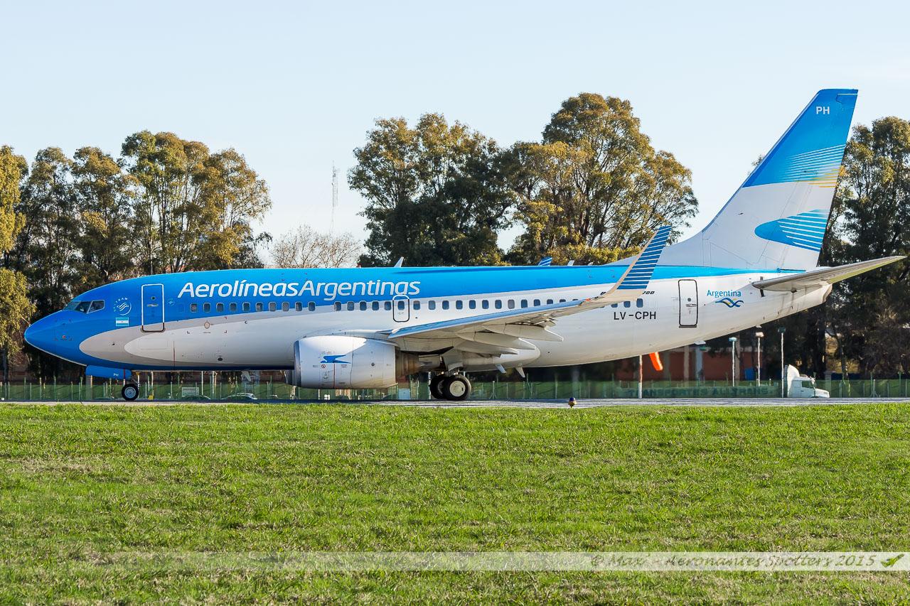 [24/08/2015] Aeropuerto Buenos Aires-Jorge Newbery (AEP/SABE) 15091604462020291013586406
