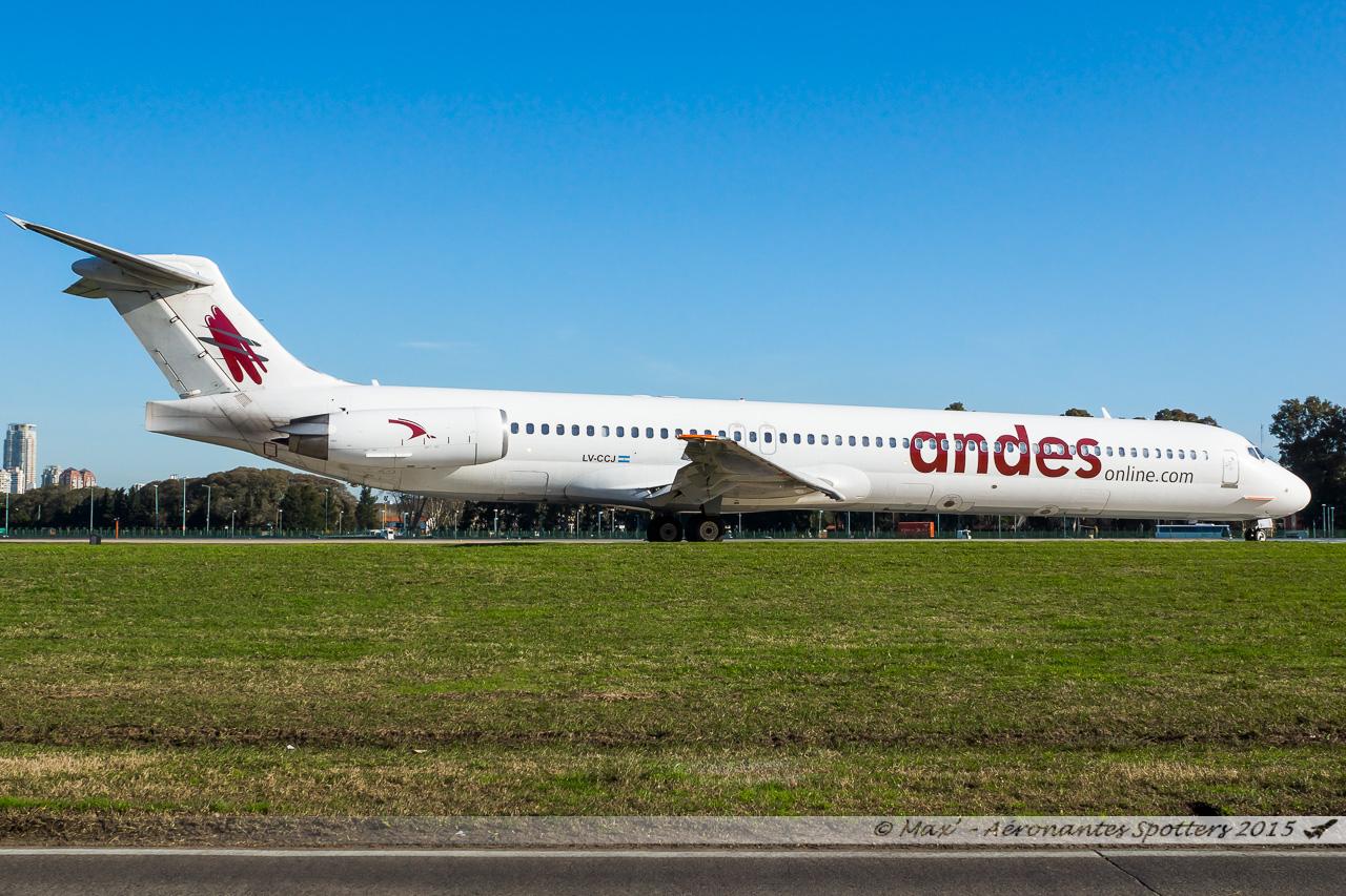 [24/08/2015] Aeropuerto Buenos Aires-Jorge Newbery (AEP/SABE) 15091604463220291013586411