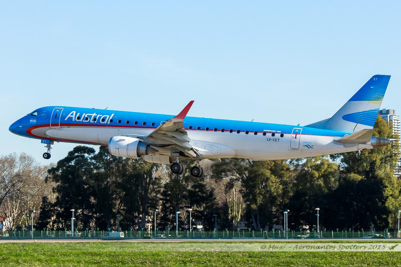 [24/08/2015] Aeropuerto Buenos Aires-Jorge Newbery (AEP/SABE) 15091604464220291013586413