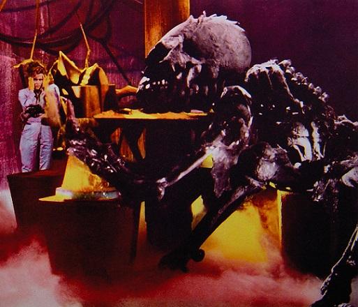 LA SF À YOM - La Planète des Vampires (1965) dans Science-fiction 15091809012415263613590996