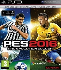 Pro Evolution Soccer 2016 - Day One ...