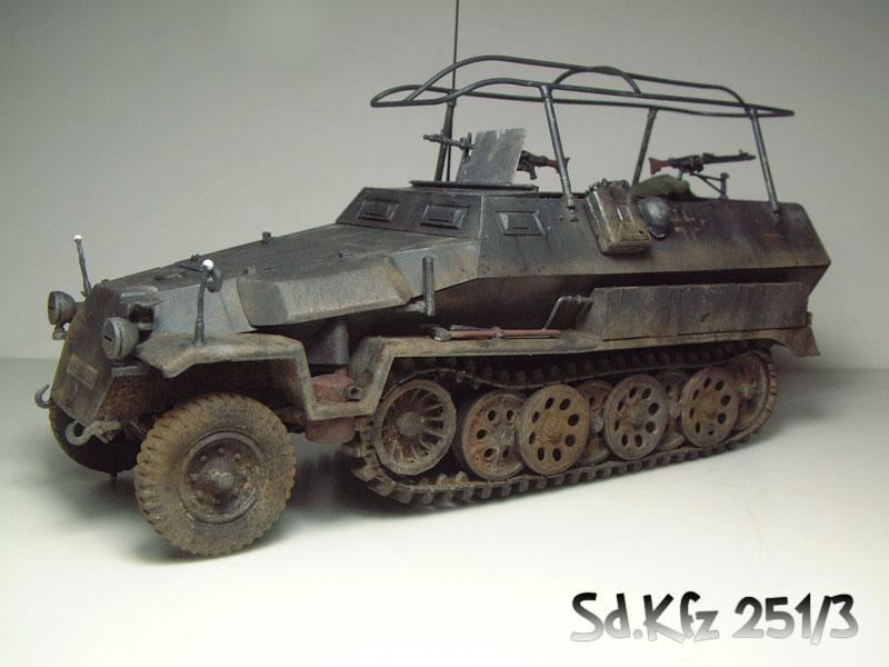 [AFV Club] Sd.Kfz 251/3 Aust.C - 1/35e 1509191112214769013593332