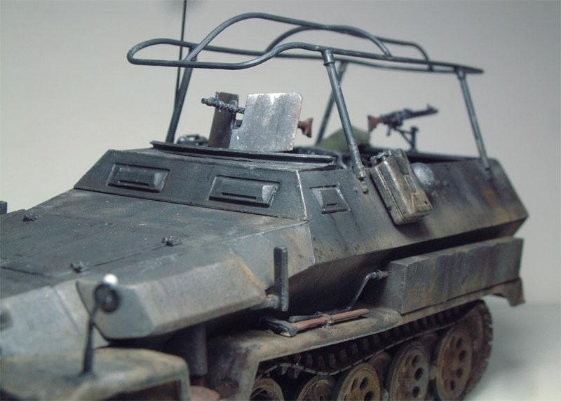 [AFV Club] Sd.Kfz 251/3 Aust.C - 1/35e 1509191113024769013593345