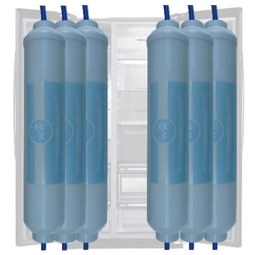 6x filtre r frig rateur frigo us am ricain daewoo ebay. Black Bedroom Furniture Sets. Home Design Ideas