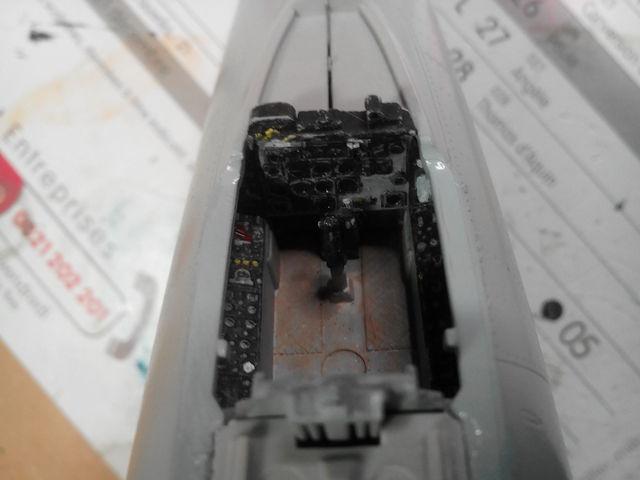 N.A. F-100D Super Sabre [Trumpeter 1/48] 15092006320610194413596630