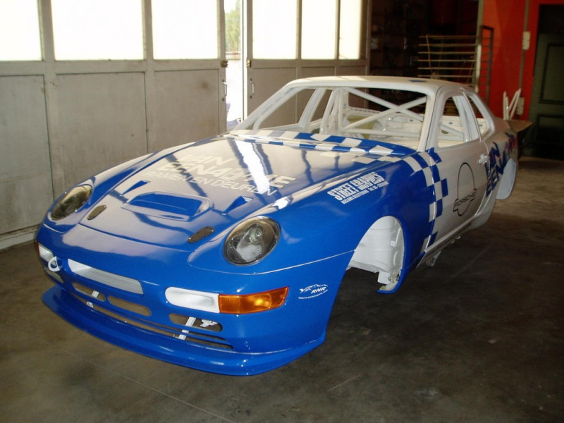 [968 TURBO] Une 968 turbo Rs replica pour courrir - Page 3 1509210410086452913599186