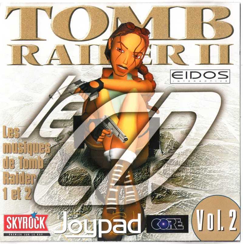 Les Musiques des jeux Tomb Raider I & II 15100405491320259513632743