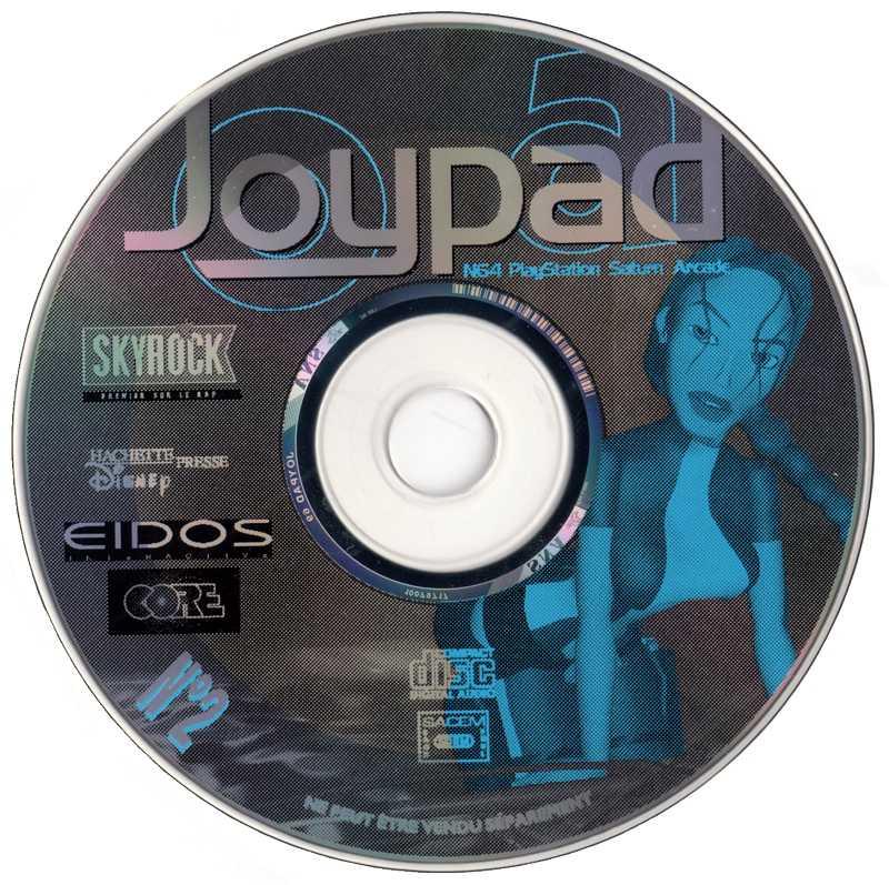 Les Musiques des jeux Tomb Raider I & II 15100405491320259513632744