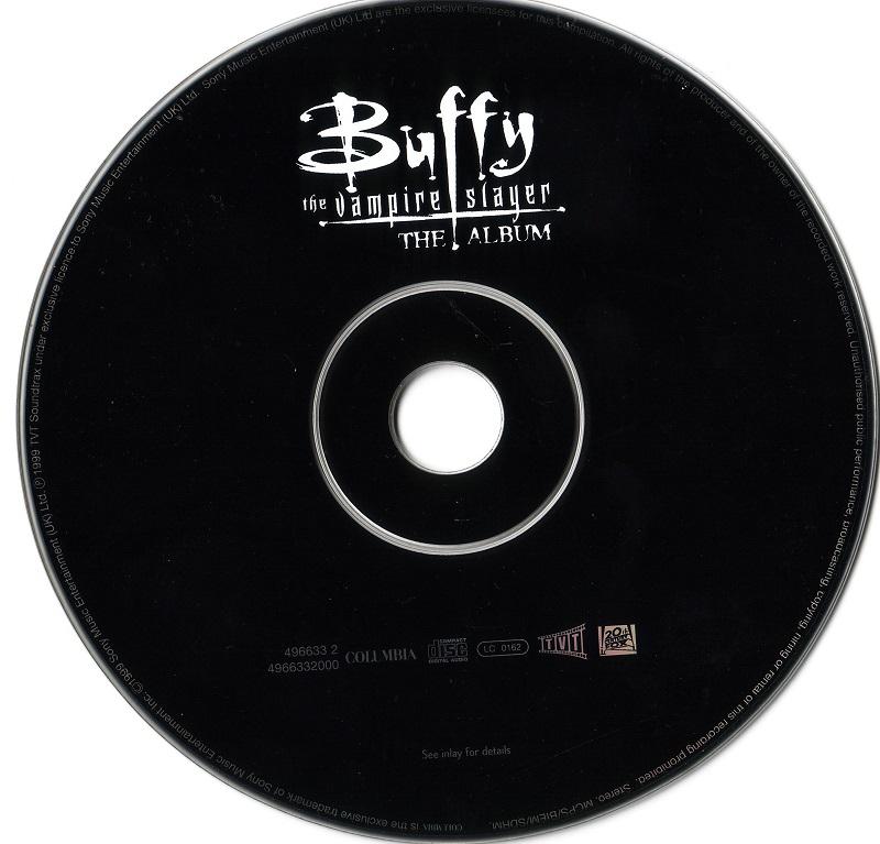 Buffy (CD de la BO) 15100405553620259513632789