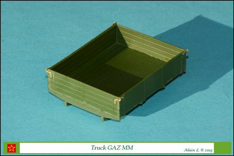 Truck GAZ-MM ÷ UM (Unimodel) ÷ 1/48éme 1510040737175585013633095