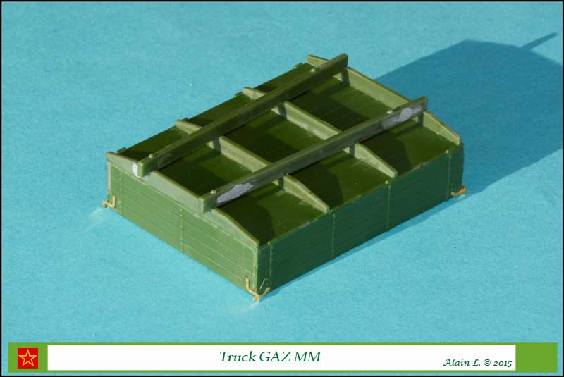 Truck GAZ-MM ÷ UM (Unimodel) ÷ 1/48éme 1510040737195585013633096
