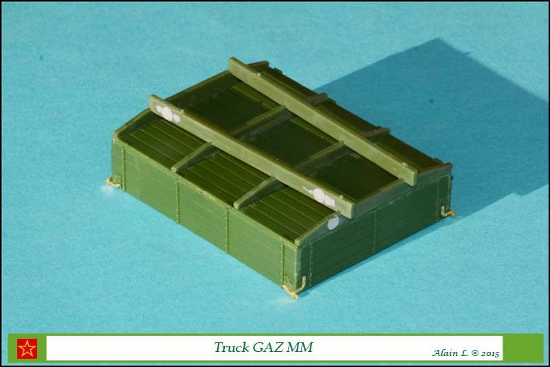 Truck GAZ-MM ÷ UM (Unimodel) ÷ 1/48éme 1510040737215585013633097