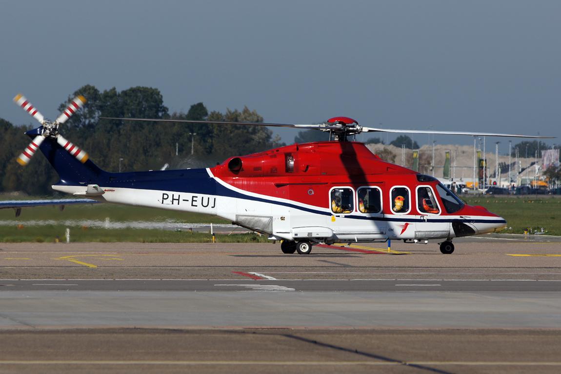824 AW139 PH-EUJ CHC