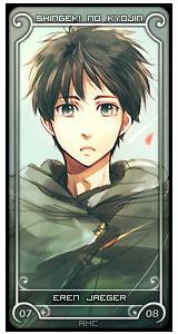 Eren Jaeger [SNK] - Azumii  15100503490019885813635504