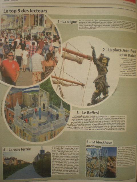 de favoriete plekken en monumenten van de Fransen 15100706294114196113641847