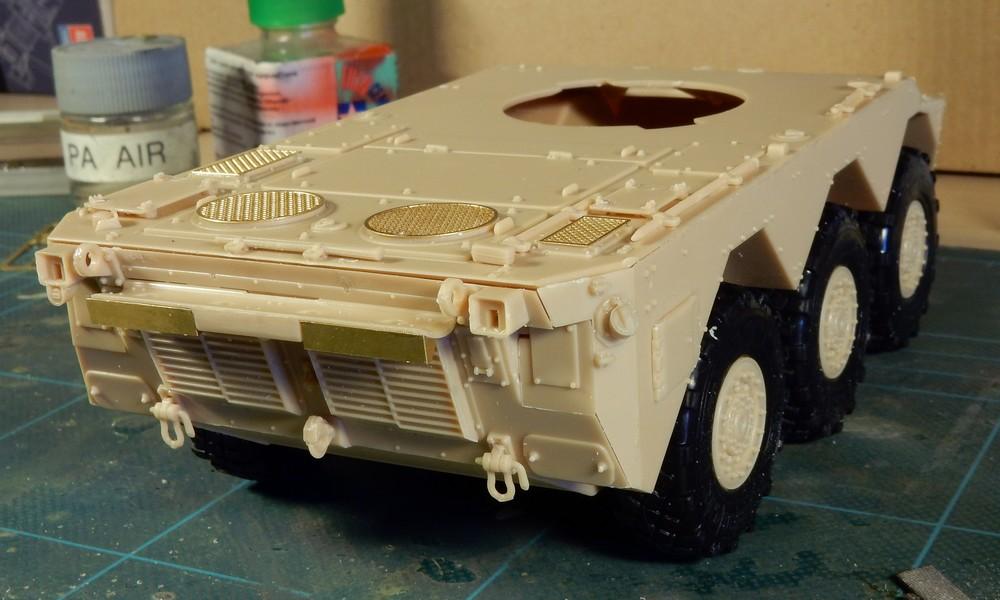 [Tiger model] AMX 10 RCR 1/35 15100906391019942713646610