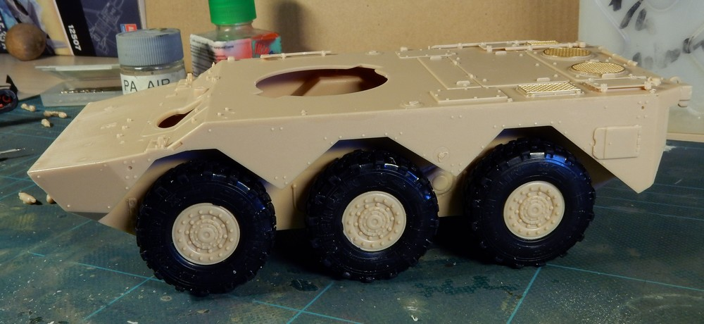 [Tiger model] AMX 10 RCR 1/35 15100906391219942713646611