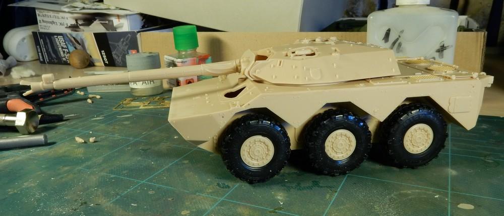[Tiger model] AMX 10 RCR 1/35 15100906391419942713646612