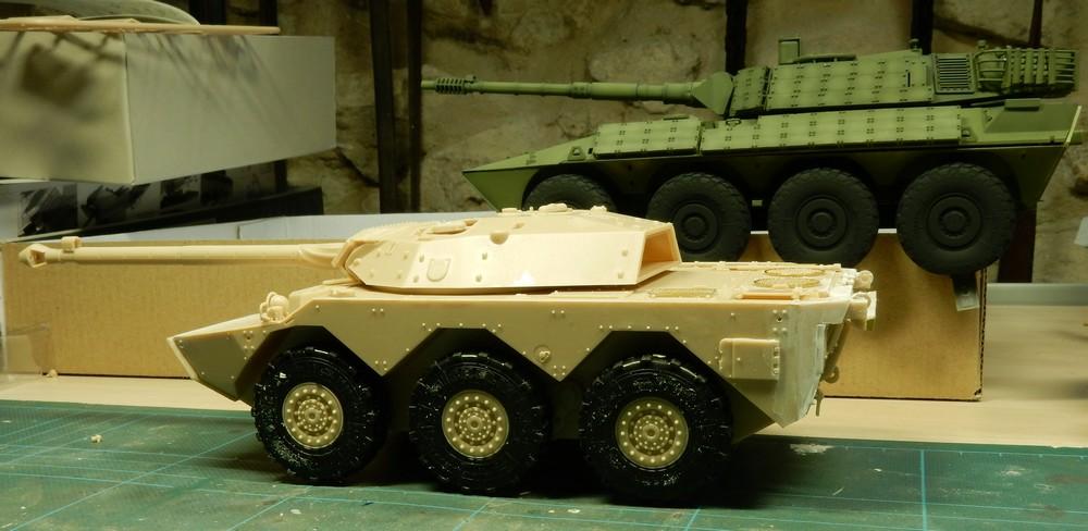 [Tiger model] AMX 10 RCR 1/35 15101510270019942713664303