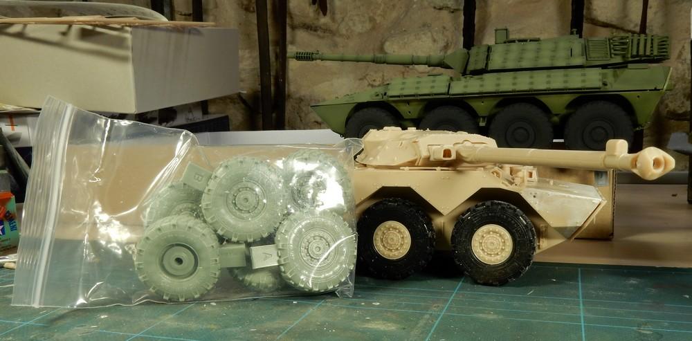 [Tiger model] AMX 10 RCR 1/35 15101510270919942713664307