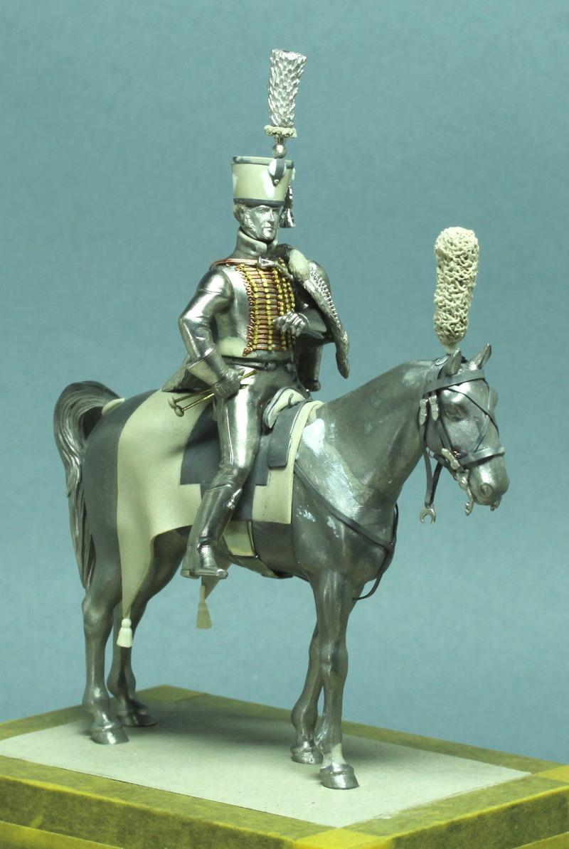 Timbalier des grenadiers à cheval de la Garde Impériale 1510160125215902013665269