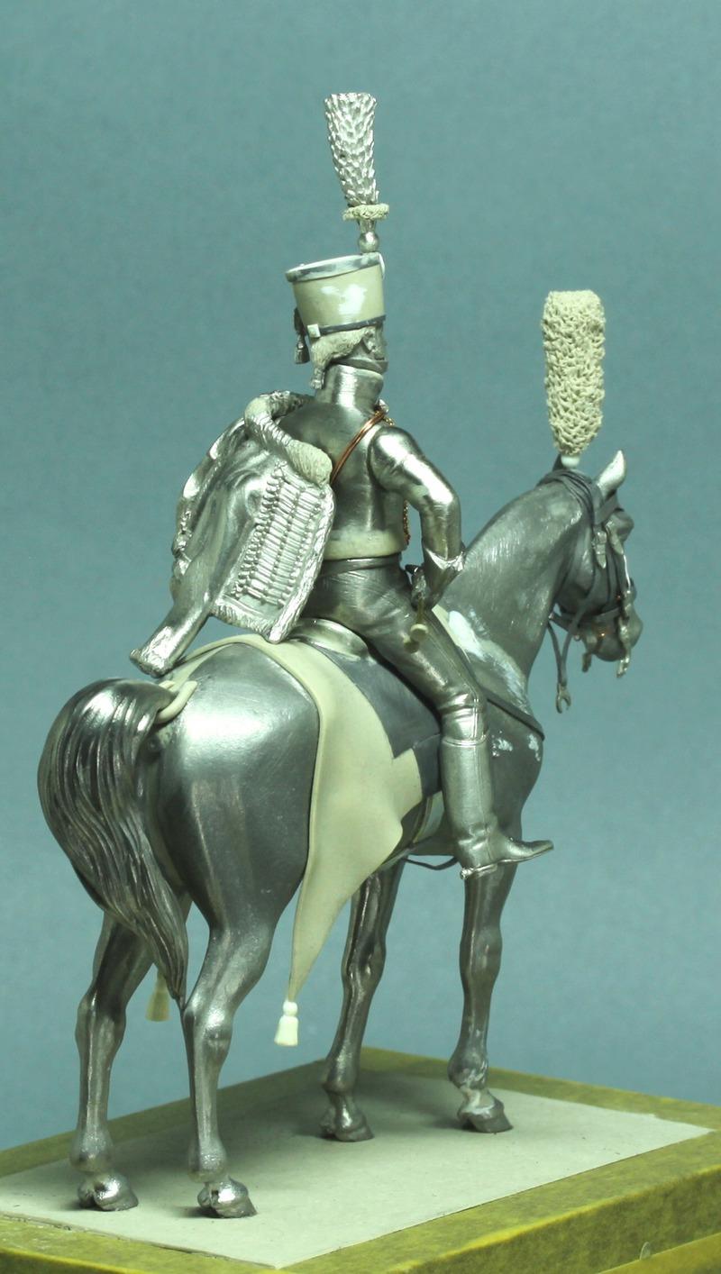 Timbalier des grenadiers à cheval de la Garde Impériale 1510160125235902013665270