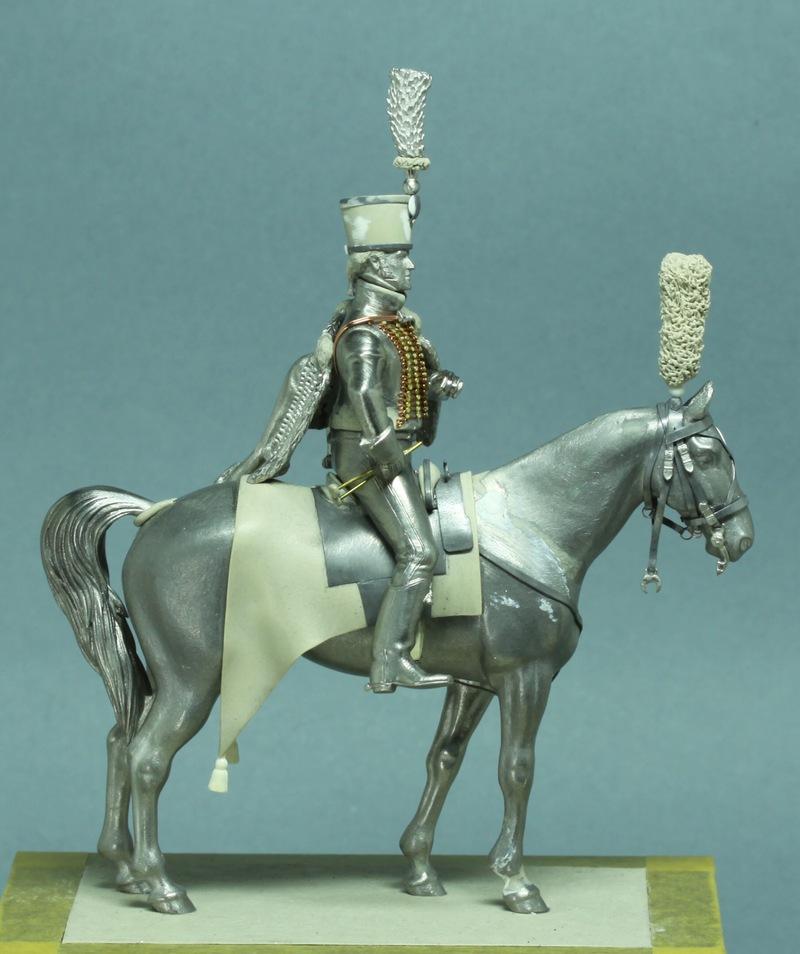 Timbalier des grenadiers à cheval de la Garde Impériale 1510160125265902013665271