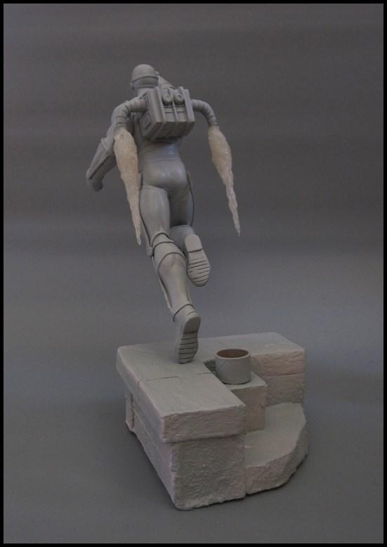 Ravage statue 1/7 15101605502116083613666166