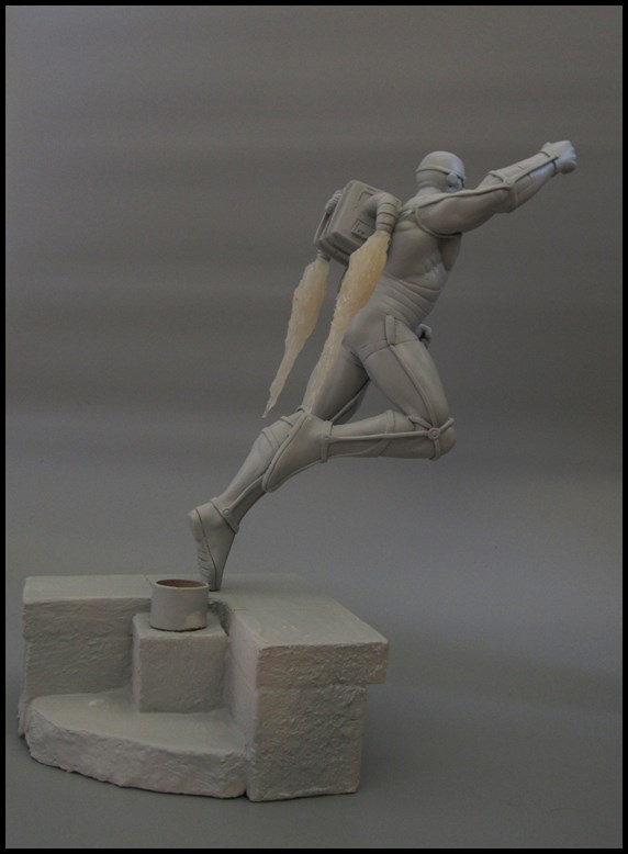Ravage statue 1/7 15101605502216083613666167