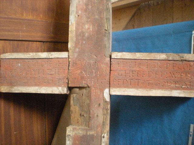 Frans-Vlaamse en oude Standaardnederlandse teksten en inscripties - Pagina 11 15101611184714196113665148