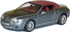 Bentley Continental GTC Minichamps