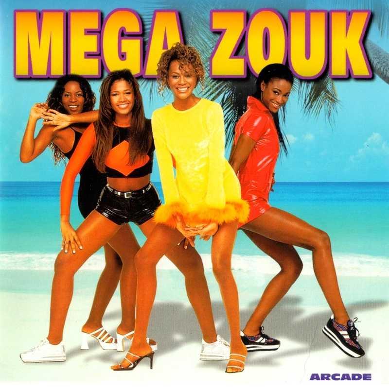 Mega Zouk (album 4 CD) 15102202525720259513682559