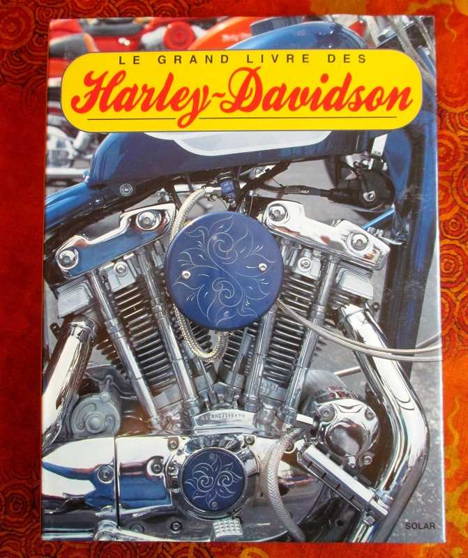Harley-Davidson (le grand livre des) 15102212214820259513682308