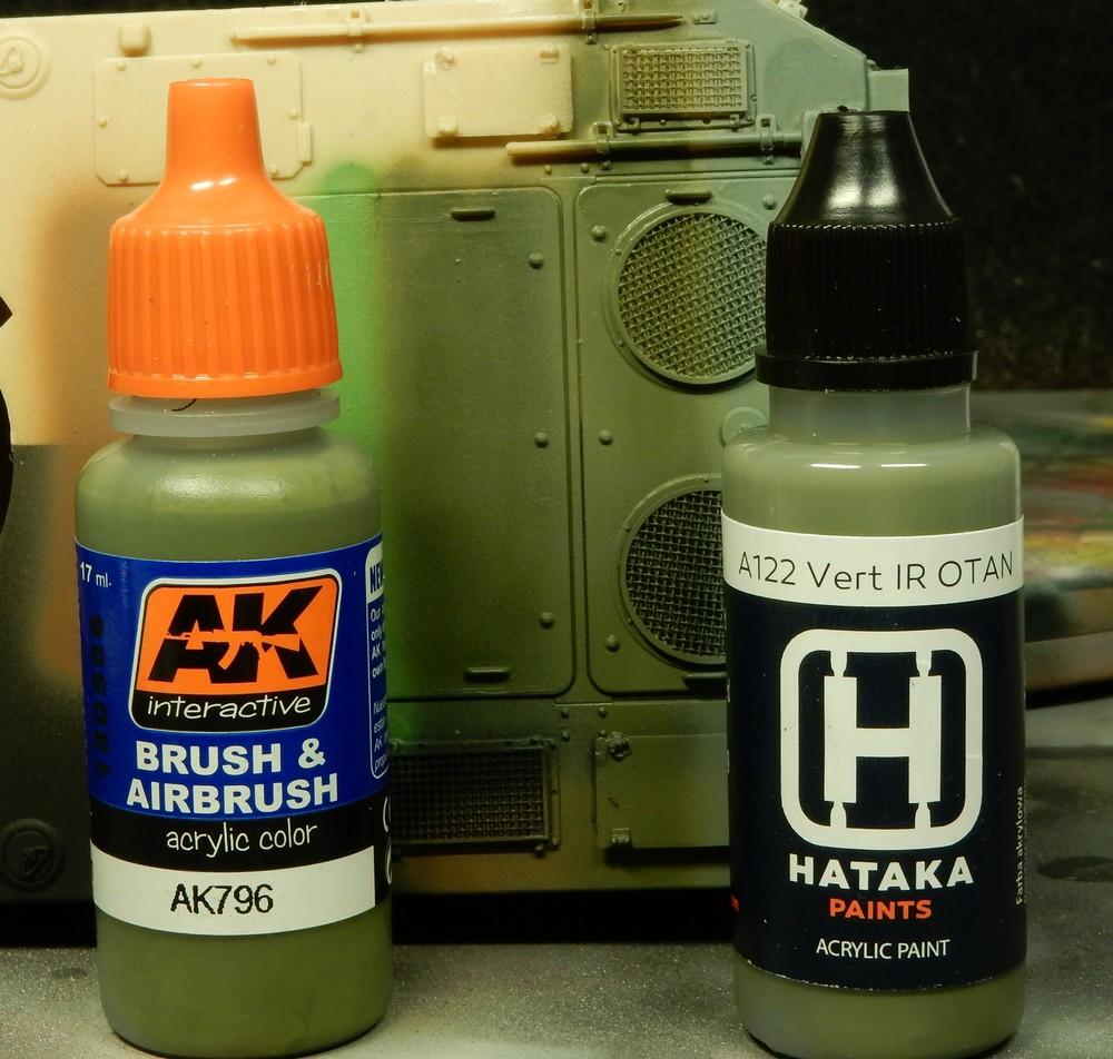"Test peinture Hataka ""Modern French Army Paint Set"" 15102708402319942713698894"