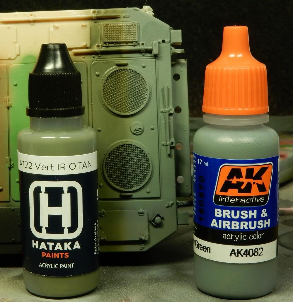 "Test peinture Hataka ""Modern French Army Paint Set"" 15102708403119942713698896"