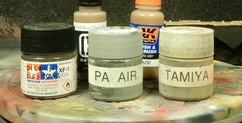 "Test peinture Hataka ""Modern French Army Paint Set"" 15102708405519942713698906"