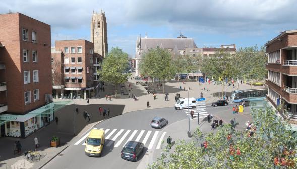 Lopen, fietsen, rijden en parkeren in Duinkerke 15102905295114196113703581